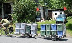 Bicycle Cargo: 24 Cargo Bike Businesses