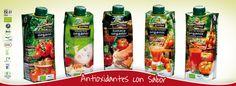 ¿Sabías que el tomate biosabor es ecológico, se recoge en el punto justo de maduración al sol y no madura en cámaras con gas etileno.? Por eso, como la concentración de nitrógeno y agua es menor, su olor y sabor son mucho más intensos Conoce sus productos. Los hemos probado y están deliciosos: http://www.biolandia.es/47__biosabor