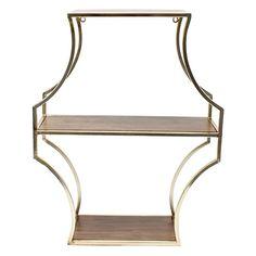 Wooden Shelves, Floating Shelves, Natural Wood Finish, Mid Century, Flooring, Metal, Frame, Home Decor, Diy Wood Shelves