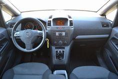 Opel Zafira 1.6 16V 7 míst digiklima serviska - obrázek číslo 5