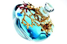 The Heart-Catcher by Lolita Lempicka is a Chypre Floral fragrance for women. The Heart-Catcher was launched in The fragrance features patchouli, b. Lolita Lempicka, Perfumes Vintage, Antique Perfume Bottles, Le Grand Bleu, Glossy Eyes, Perfume Scents, Bottle Design, Summer Of Love, Gemstones