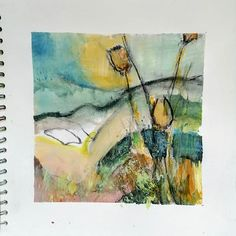 Far from my studio for a while but I do have my sketchbook nearby. Actually the freedom of sketchbook work is refreshing. Thumbnail Sketches, Artist Sketchbook, Contemporary Paintings, Impressionism, Freedom, Art Gallery, Landscape, Studio, Abstract