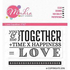 Image result for mudra craft stamp love stamp