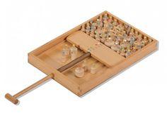 OKADO Faites plaisir à vos proches en leur offrant un cadeau personnel, écologique, socialement éthique et original! Beaux jeux de société en bois par exemple