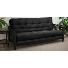 Full Size 5 Inch Deluxe Futon Mattress