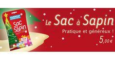 20 ans déjà que le Sac à sapin de Handicap International fait rimer praticité avec générosité pour les Fêtes de Noël… Alors que 10 millions d'exemplaires ont été vendus en France depuis...