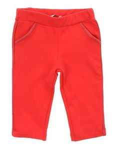 LAURA BIAGIOTTI BABY Girl's' Casual pants Red 6 months