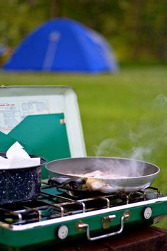 Easy Camping Food Ideas - Life123