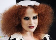 Evan Rachel Wood as Magenta during the 35th Anniversary of Rocky Horror Picture Show, Oct 28th