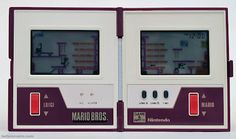 (*** http://BubbleCraze.org - If you like bubble games for Android/iPhone, you'll LOVE this one. ***) Nintendo Game & Watch Mario Bros