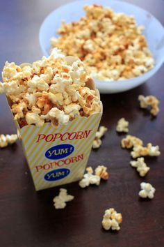 Sweet and Salty Kettle Corn | 13 Mouthwatering Ways To Spice Up Your Popcorn