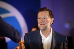 Primeiro-ministro da Espanha leva tapa na cara de adolescente. (foto: EPA)