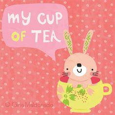 Gina Lorena Maldonado - My Cup Of Tea - GM