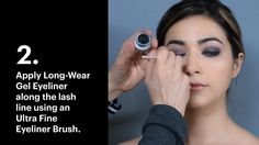 @Sephora TV presents How to Get Smokey Eyes in 3 Easy Steps with Bobbi Brown #sephora