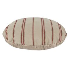 Brite Ideas Living and Company Rafting Pearl Round Pet Bed, 36-Inch * Awesome dog product. Click the image : dog beds