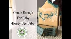 Honey Bee Baby | Making and Cutting Gentle Soap | Merrywood Farm Soaps https://youtu.be/k6xibXphA1M Honey Bee Baby | Making and Cutting Gentle Soap Soap | Merrywood Farm Soaps The making and cutting of Honey Bee Baby |  Gentle Soap  Music:  Purple-Planet.com   _________________________  - M y E q u i p m e n t --  Soap Mold - http://amzn.to/2mWTL2y Frother - http://amzn.to/2mQyOVk Soap Cutter -  http://amzn.to/2sPALa4 Hand Blender - http://amzn.to/2poUGfe  _________________________   -- M e…