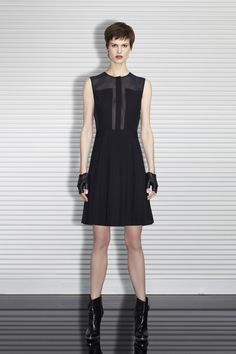 SS13 Collection Dress by Karl Lagerfeld