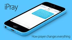 ipray - youth group lessons on prayer