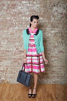 Kate Spade New York Spring 2013 Ready-to-Wear Collection Slideshow on Style.com