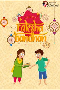 Happy Raksha bandhan wishes for Brother