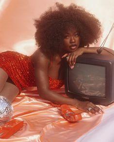 Beautiful Black Girl, Pretty Black Girls, Black Girl Art, Black Girl Magic, Photoshoot Concept, Photoshoot Themes, Creative Photoshoot Ideas, Photographie Portrait Inspiration, Poses References