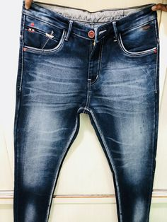 Raw Denim, Denim Jeans Men, Casual Jeans, Happy Wallpaper, Trouser Pants, Colour, Skinny, Projects, How To Wear