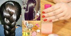 Magické tonikum pre rýchlejší rast vlasov. Briliantový vrkoč do pása je teraz realitou!   Báječné Ženy