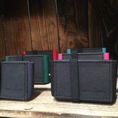 Kunstleder Frauen Damen Geldbeutel Party Brieftasche Karte Münzen Geldbör-Dekor