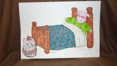 """Craft project for primary 1/2 pupils to accompany the book of the month """"Hibernating Pig""""."""