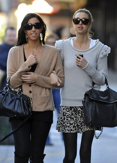 Whitney Port and friend Andrea Cutler out in NYC