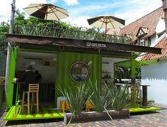 Cafe Cultor Bogota
