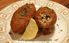 Greek Food Recipes and Reflections, Koupes