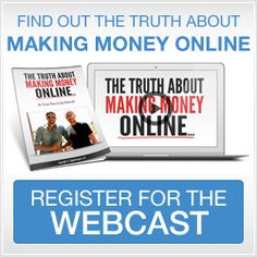 Register here for webcast by Stuart Ross, Internet Millionaire on how to make money online.  He knows his stuff and if there's one guru I follow, it's him!