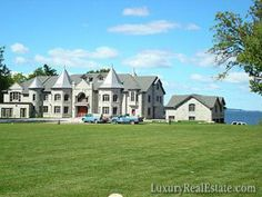 Luxurious Canadian Mansion, from Homes of the Rich.