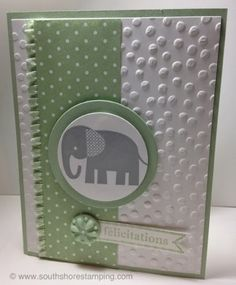 South Shore Stamping: Zoo Babies! PPA188