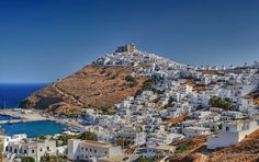 GREECE CHANNEL | Astypalaia Island