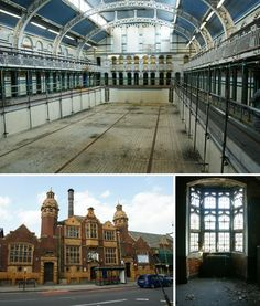 5 Pillars of the Abandoned World: Fallen Institutions, Lost Industry & More 13465 views