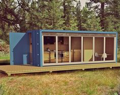 Shipping Container Cabin Learn What You Should Know About - All terrain cabin shipping container homes