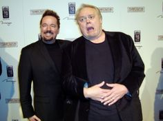 Terry with Louie Anderson http://www.lasvegasroundtheclock.com/images/stories/Judy/03-09/03-22/terry-fator-red-carpet-gala-premiere%20036.jpg