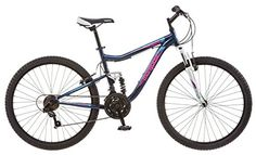 Mountain Bikes - Mongoose Womens Status 22 Mountain Bike 16InchSmall ** More info could be found at the image url.