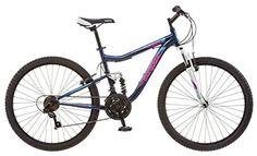 "Mongoose Women's Status 2.2 26"" Wheel Mountain Bike, Small Frame Size http://coolbike.us/product/mongoose-womens-status-2-2-26-wheel-mountain-bike-small-frame-size/"