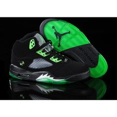 510f8cd4affb ... italy 2012 new air jordan 5 quai 54 black radiant green j5 131 e8a7a  3fd11