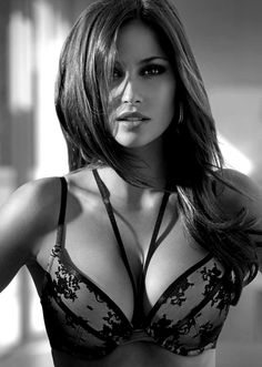 Isabela Soncini | hot busty glamour model | black and white photography #lingerie #hot #sexy #photography #body #babes #girls #women #sexy #women #fine #beautiful #sinners #stunning #beauty