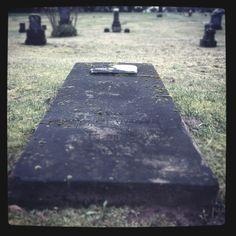 1800's grave plot in Lyman Washington