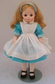 I have this one! Madame Alexander Dolls