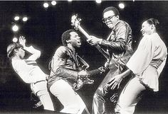 Nile Roger's Chic - 1979...still pumping strong at Moogfest 2014!