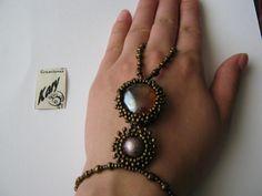 pulsera, beads