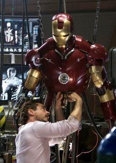 Groundbreaking superhero movies; Iron Man (2008) by Jon Favreau