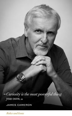 James Cameron is a very strong perfectionist. If he doesn't believe a scene is not done properly, he will redo it until it's done the way HE feels it should be done. That's why I like him, because true artists keep their project alive, even if it means having to reshoot almost an entire movie.