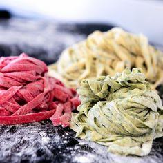 5 Food Photographers You Should Be Following  - Fresh Pasta by Jill Chen, via Shutterstock